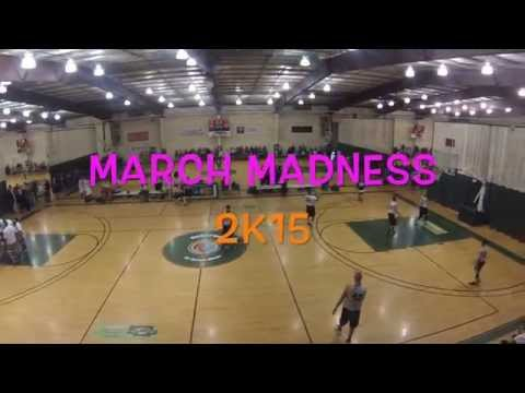 The Hoop March Madness 2k15