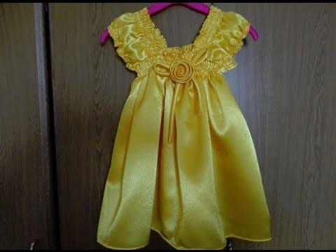 Нарядное платье без выкройки
