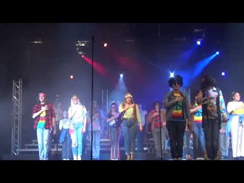 """Hair"" - Piqua High School Show Choir 2019 
