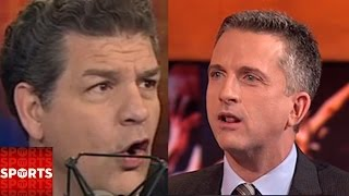 Bill Simmons TWITTER RANT Against Mike Golic