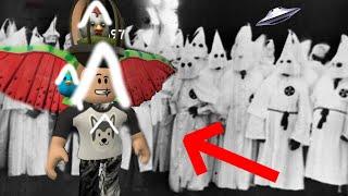Roblox travaille pour le Ku Klux Klan ? - Roblox Universal Studios