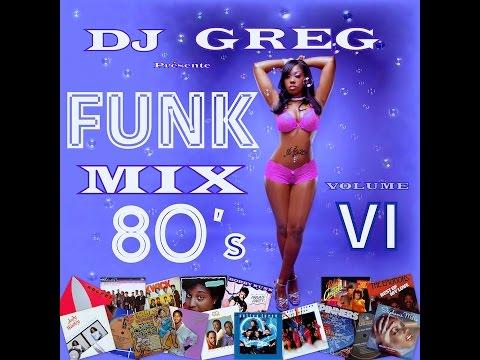 ✅  FUNK MIX 80's VOLUME 6