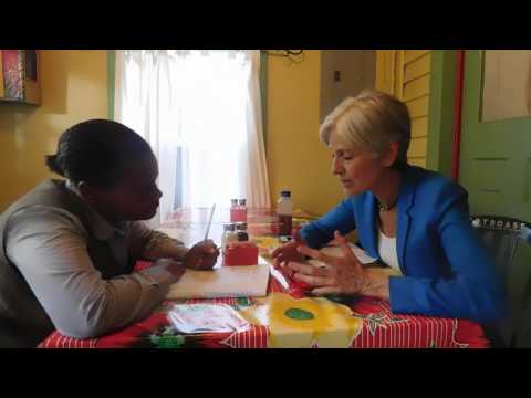 Black Movement Media interviews Green Party Presidential Candidate Dr. Jill Stein