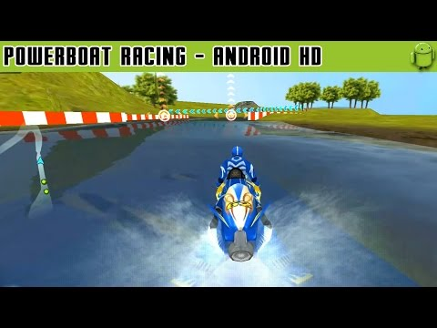 Powerboat Racing 3D - Gameplay Android HD / HQ Audio (Android Games HD)
