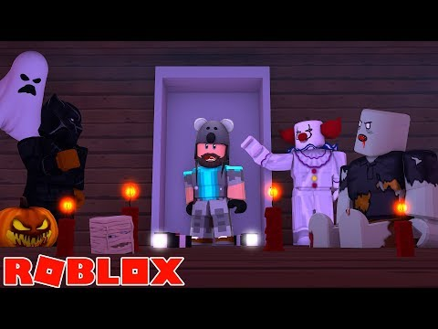 Thumbnail: HORROR ELEVATOR IN ROBLOX!
