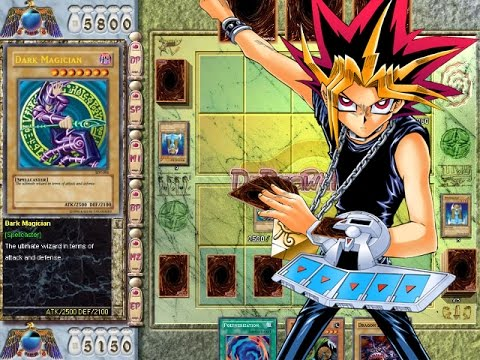 yugioh power of chaos yugi the destiny pc game download youtube. Black Bedroom Furniture Sets. Home Design Ideas