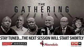 LIVE CIC Julius Malema on Point at the Daily Maverick amp EWN