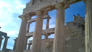 2013 Греция. Эгина. Храм Афайи(, 2013-09-29T14:14:47.000Z)