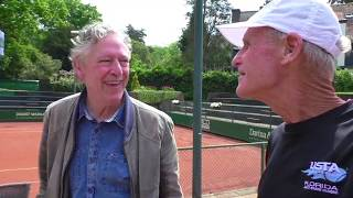 Visiting The Famous Hilversum Tennis Club In The Netherlands