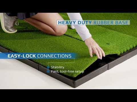 Monitor Studio Golf Mat