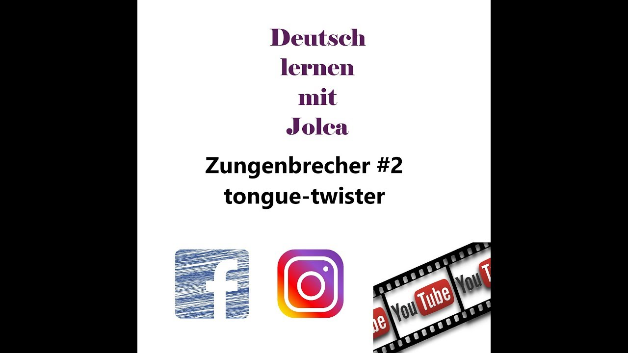Tongue Auf Deutsch