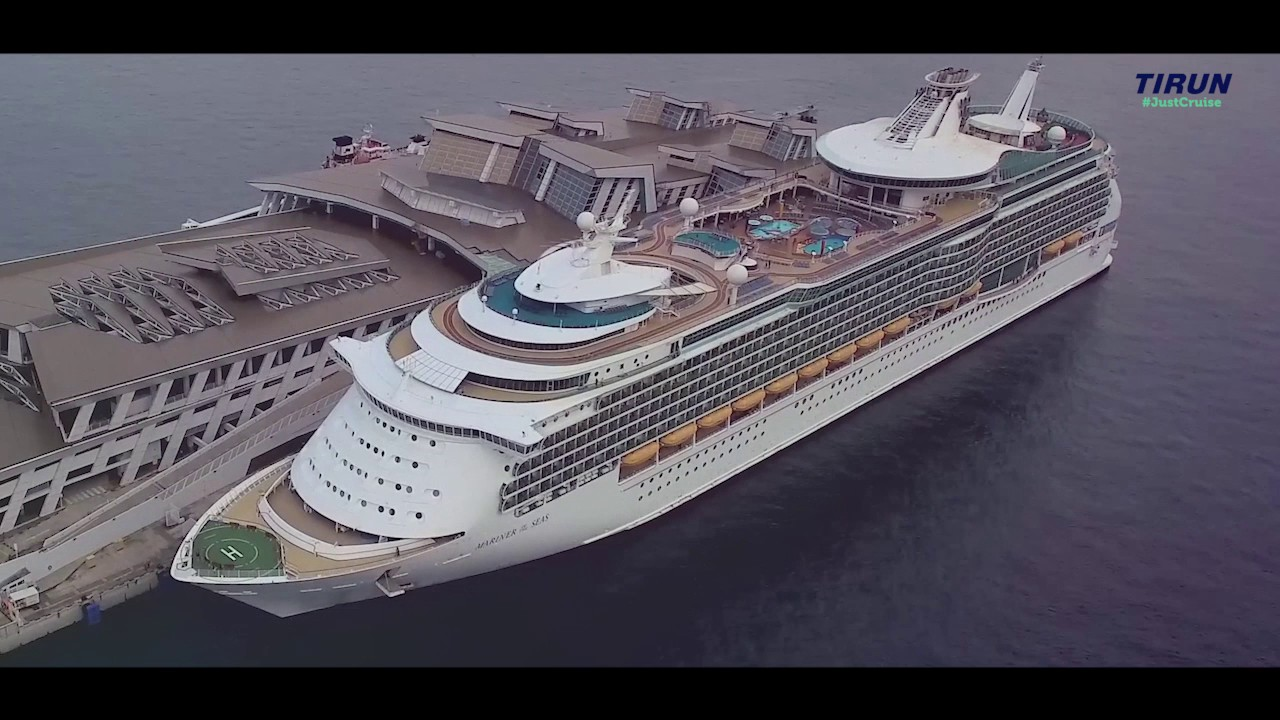 Take A Tour To Royal Caribbeans Mariner Of The Seas