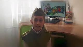 Гусак Таисия (Ивантеевка, Московская область) читает стихотворение Андрея Дементьева