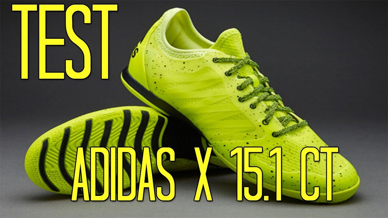 f47e29306 Adidas X 15.1 CT Test | FS19 Football | - YouTube