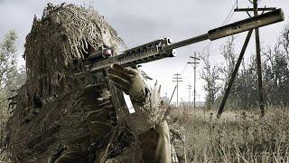 Call Of Duty 4 - ALL GHILLIED UP: A Melhor Missão de todos os COD!