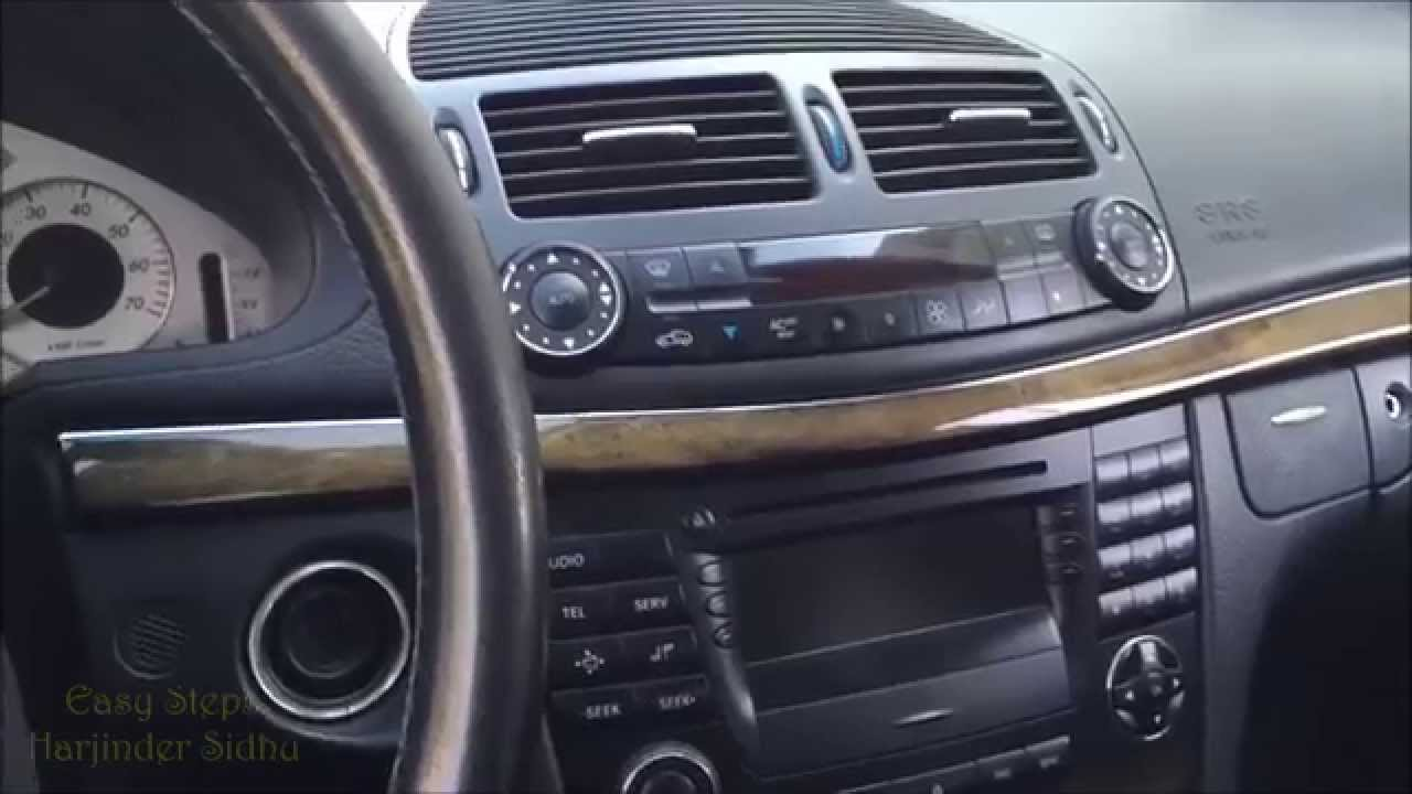 Mercedes e350 navigation dvd update for Mercedes benz navigation update