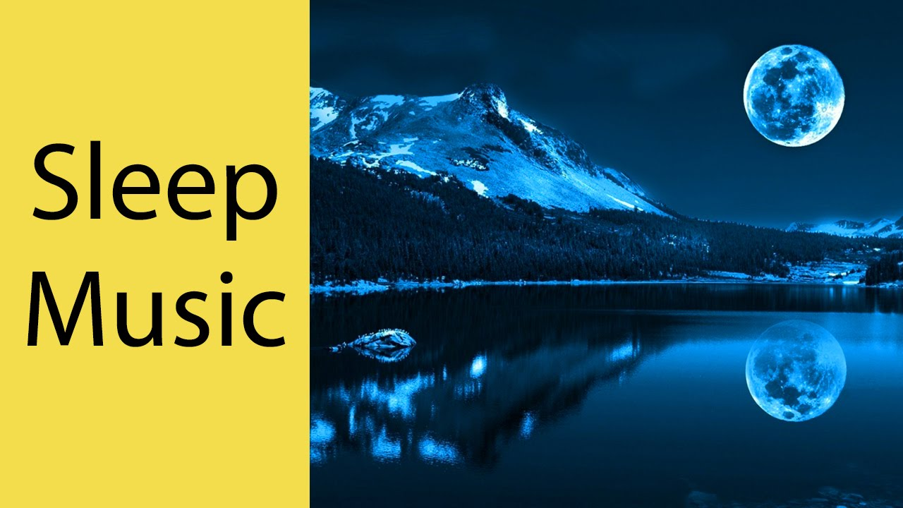 8 Hours Music for Sleeping, Soothing Music, Stress Relief ...