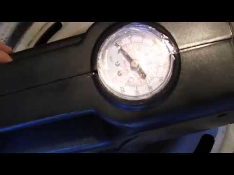 Coido АС 3326 компрессор фрагмент работы