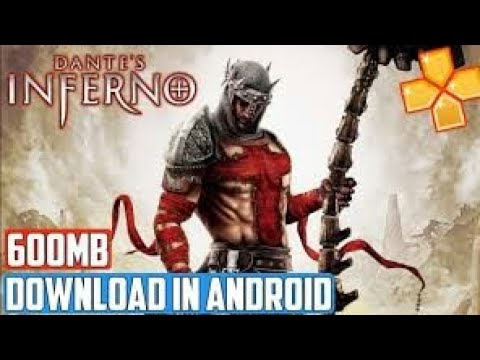 (600MB)DANTE'S INFERNO COMPRESSED AND BEST...