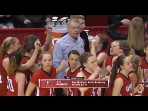 2016 IHSA Girls Basketball Class 4A Championship Game: Lisle (Benet Academy) vs. Palatine (Fremd)