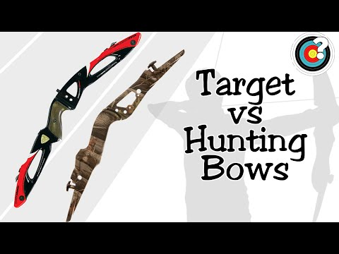 Archery | Target Vs Hunting Bows