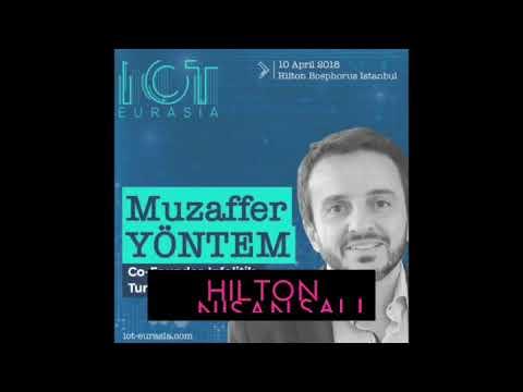 IoT Eurasia Istanbul 10 Nisan