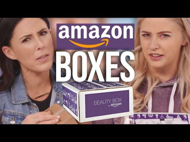 Opening an Amazon Beauty Mystery Box?! (Beauty Break)
