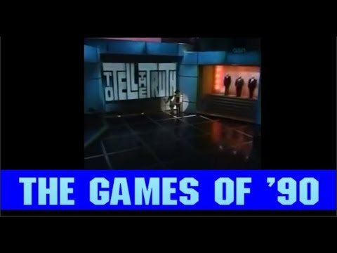 The Games Of '90  To Tell The Truth
