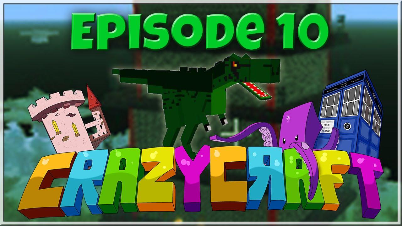 Minecraft crazy craft 3 0 episode 10 the queen for Crazy craft 3 0 server