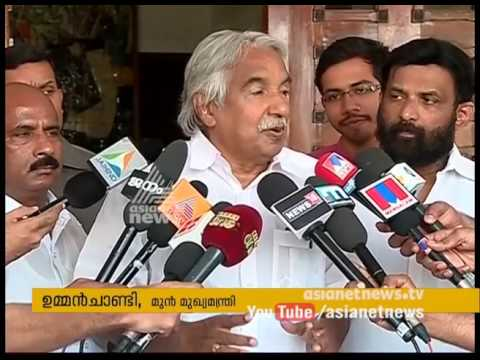 Not interested to be KPCC president; says Oommen Chandy