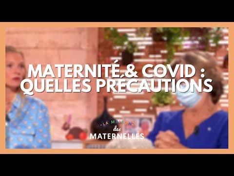 Maternité et Covid : quelles précautions ? - La Maison des maternelles #LMDM