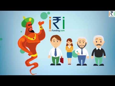 Easy Personal Loans  through Peer to Peer Lending Platform - i2ifunding.com
