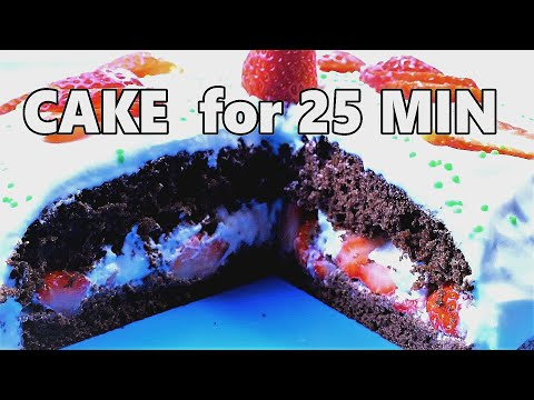 Торт за 25 минут очень вкусно легко просто Cake for 25 minutes very tasty easy just
