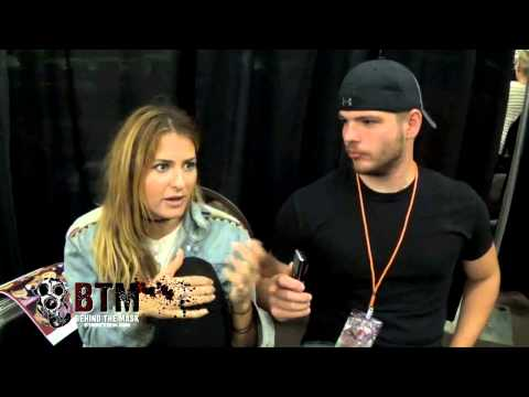 Scout TaylorCompton Talks Halloween 3 and Rob Zombie