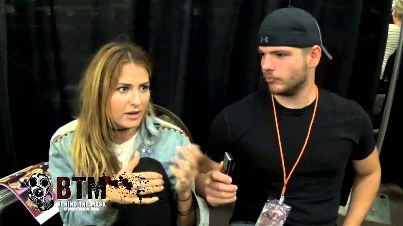 Scout Taylor-Compton Talks Halloween 3 and Rob Zombie ...