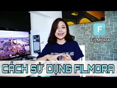 Anh Thư Hướng Dẫn Dùng App Filmora Để Sửa Video Trên Điện Thoại (Theo yêu cầu)- SONG THƯ CHANNEL