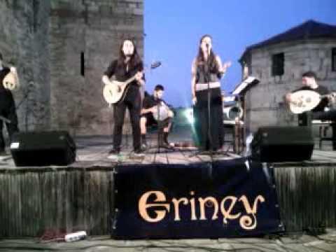 Eriney - Ne Aludj El (FAUN cover - Live)