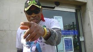 Download INTERVIEW WITH BERNARD- THE DANCING REGGAE KING of CROYDON, 2014 | Jamaican Superstar