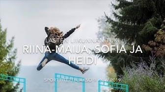 Lasten Liikunnan Tuki ry:n sporttitettiläiset