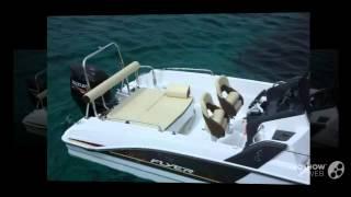 Beneteau flyer 6 sundeck power boat, deck boat year - 2014
