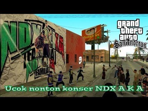 Ucok Nonton Konser NDX A K A