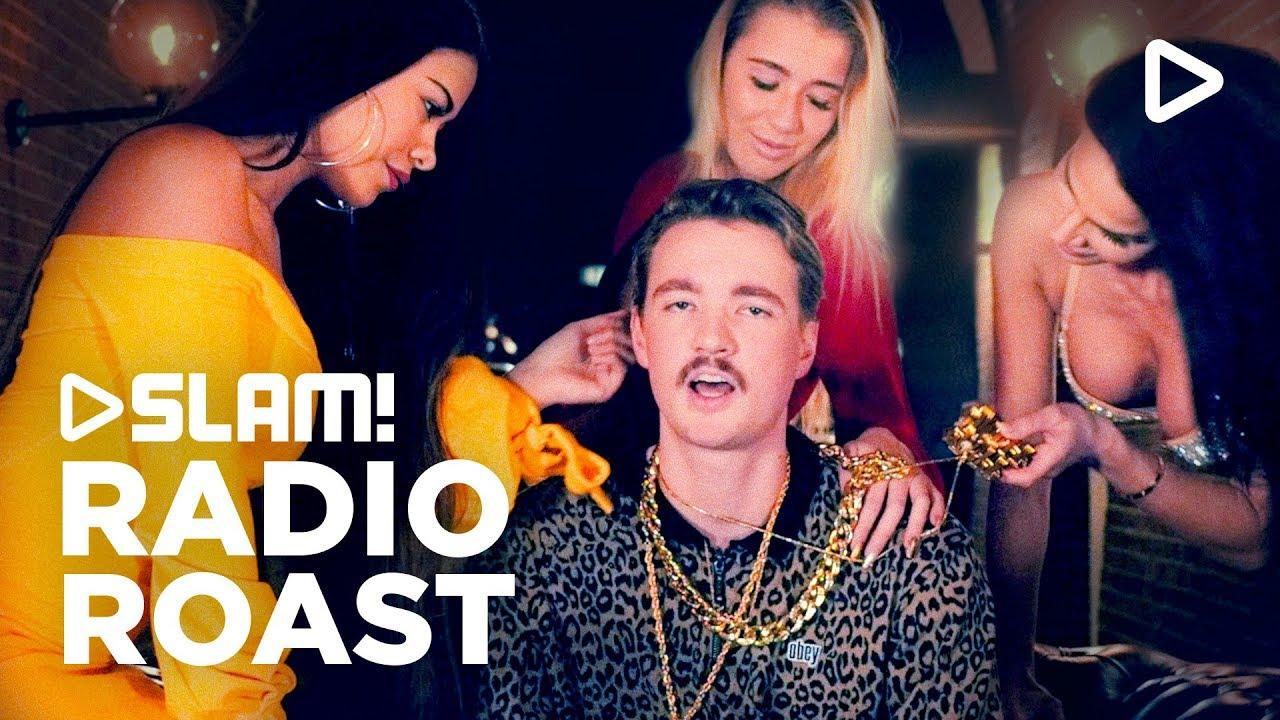 Disstrack: Bram Krikke roast radiowereld!   SLAM!