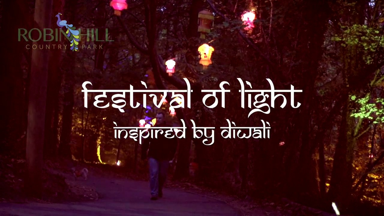 Thumbnail: Robin Hill Diwali Inspired Festival of light 2017