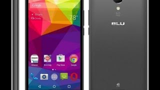 BLU Studio G LTE  Hard Reset and Forgot Password Recovery, Factory Reset