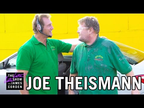 Drive Thru Food Fight w/ Joe Theismann