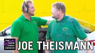 Drive Thru Food Fight w/ Joe Theismann