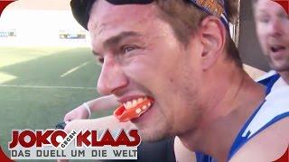 USA: Ultimate Tazer Ball | Joko gegen Klaas - Das Duell um die Welt | ProSieben