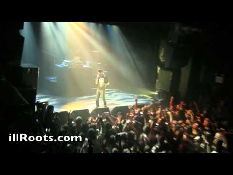 Kid Cudi - Embrace The Martian and Up,Up and Away (Live) in NYC