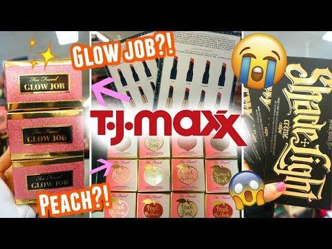 HEAVEN at TJ MAXX | TOO FACED PEACH JACKPOT & MORE!!!