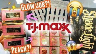 HEAVEN at TJ MAXX | TOO FACED PEACH JACKPOT & MORE!!!